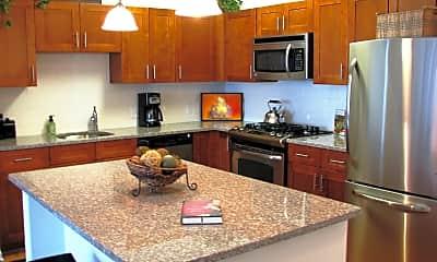 Kitchen, Glenview House, 0