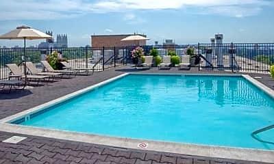 Pool, Avalon at Foxhall, 0