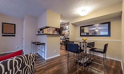Living Room, 1370 Afton St, 1