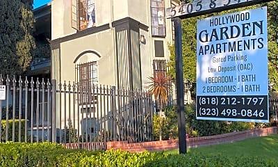 Community Signage, 5405 Fernwood Ave, 0