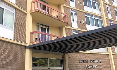 Jesse Powell Tower, 0