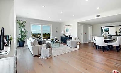 Living Room, 1500 S Beverly Dr 302, 0