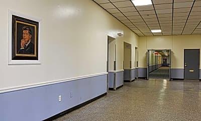Foyer, Entryway, The Kennedy Building, 2