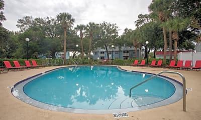 Pool, Advenir at The Oaks, 2