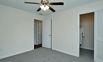Bedroom, Eldorado Apartments, 2