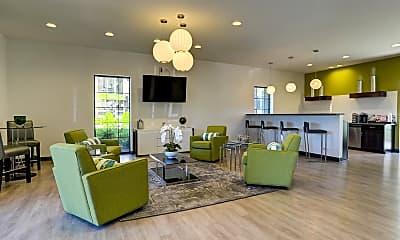 Living Room, Sky at Bear Creek, 1