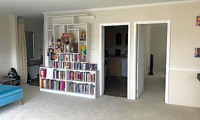 Bedroom, 4515 Willard Ave 1801S, 1