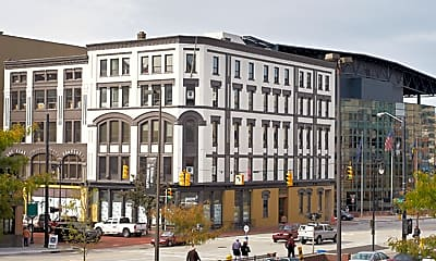 Building, Lofts on Ionia, 0