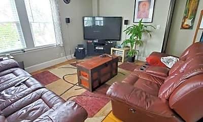 Living Room, 28 Welsh St, 1