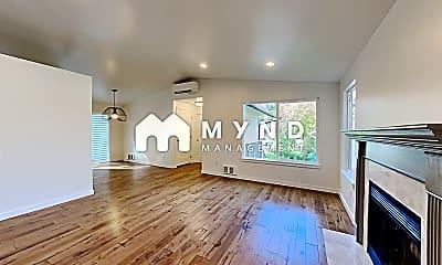 Living Room, 11709 NE 98th St, 1
