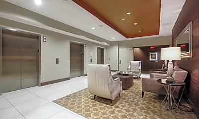 Living Room, 610 E Market St 3217, 2