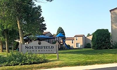 Southfield Townhouses, 1