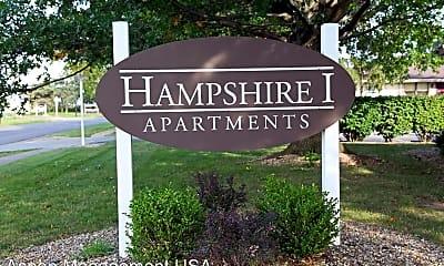 Community Signage, 103 Cheshire Dr, 0