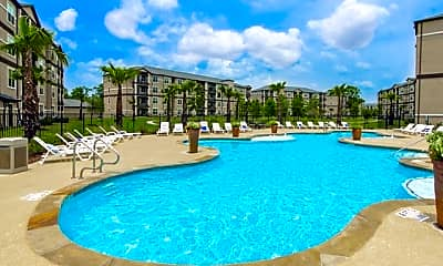 Pool, Grand Estates Woodland, 1