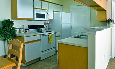 Kitchen, The Cove At Cooper Lakes, 1