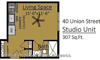Community Signage, 40 Union St, 1