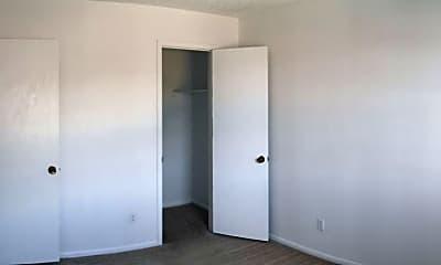 Bedroom, 917 N 7th St, Unit D, 2