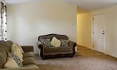 Living Room, West Winds, 1