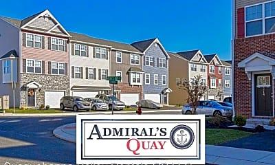 Community Signage, 900 Admiral's Quay Dr, 0