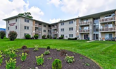 Building, Hillside Terrace Apartments, 1