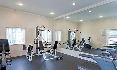 Fitness Weight Room, Solara, 2
