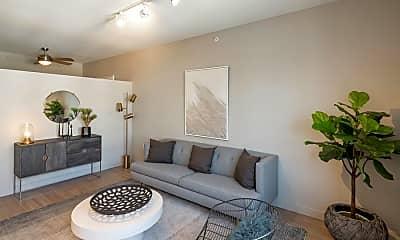 Living Room, 18 W 15th St 608, 1