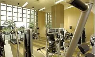 Fitness Weight Room, 10 Museum Way, 0