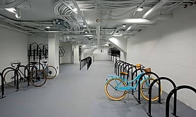 Fitness Weight Room, The Clifton, 2