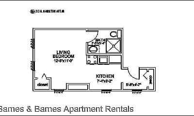 Kitchen, 213 N Hamilton St, 2