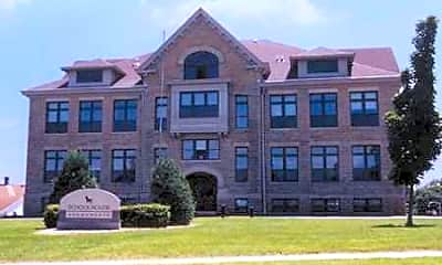 Mineral Point School Apartments, 1