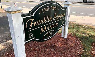 Franklin Square Manor, 1