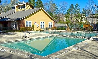 Pool, Weatherly, 1