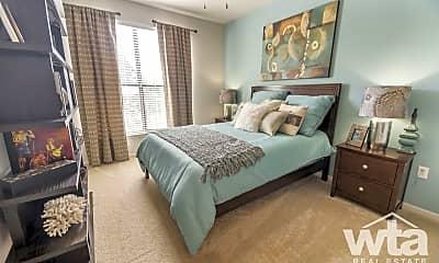 Bedroom, 11011 Domain Dr #8100, 1