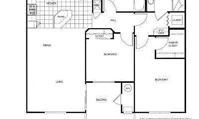 Building, 1408 W Washington Blvd, 2