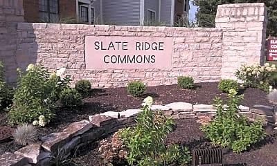 Slate Ridge Commons, 1