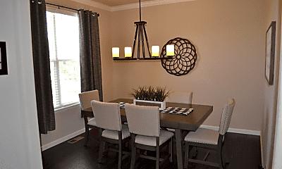 Dining Room, 6340 S Ider St, 1