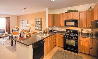 Kitchen, Avalon Ossining, 1
