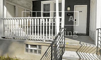 Patio / Deck, 270 E Sharpnack St, 0