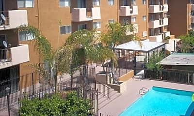 Pool, Queen Street Apartments, 0