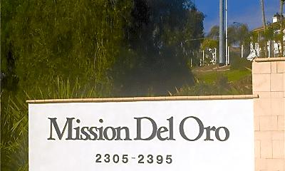 Community Signage, 2305 Rancho Del Oro Dr, 2