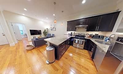 Kitchen, 207 Harvard St, 1