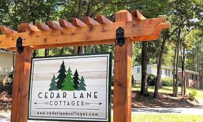 Community Signage, 104 Cedar Ln, 0