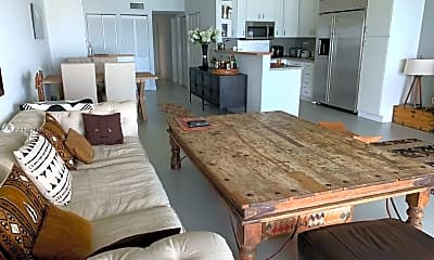 Kitchen, 166 Harbor Dr 13C, 2