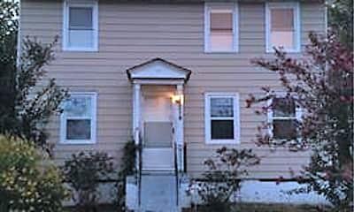 Building, 6214 Warrington Dr, 2