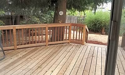 Patio / Deck, 1133 Barstow Ave, 2