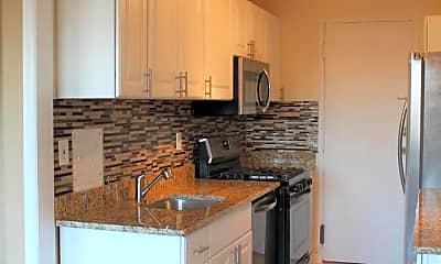 Kitchen, 10201 Grosvenor Pl 1206, 0