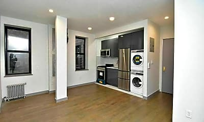 Living Room, 130 Fort Washington Ave, 2