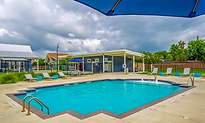 Pool, Country Lane Townhomes, 0