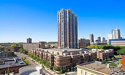 Building, 500 E Grant St 1102, 2