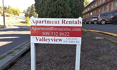 The Valley View Apartment, 1